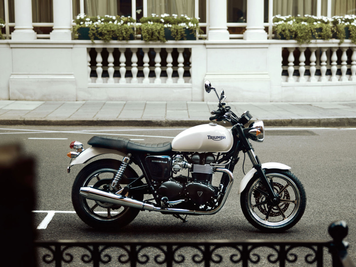 All bout Cars  Triumph Bonneville