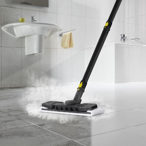 Dampvasker gulv