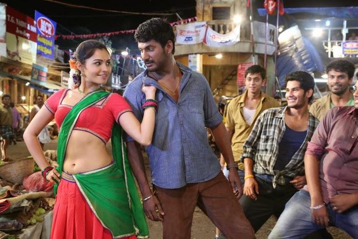 Poojai Movie New Stills