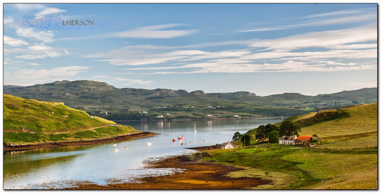 landscape photography isle of skye by emerson photography