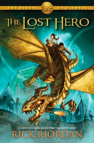 The Lost Hero - Rick Riordan