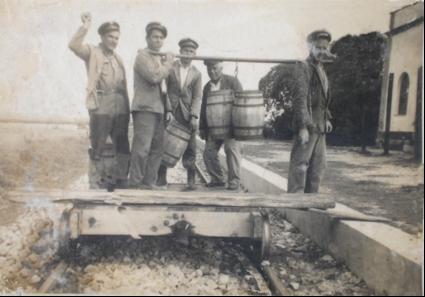 Club ferroviario jerezano estacion de ferrocarril de chipiona - Estacion de tren puerto de santa maria ...