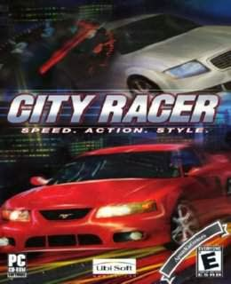City Racer Cover, Poster