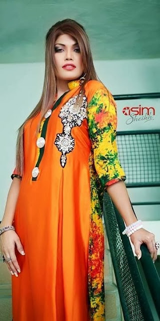 Aneesa Unus Collection 2013-14 For Women & Girls