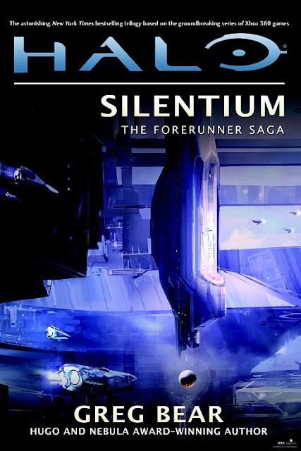 Halo: Silentium - cover -art