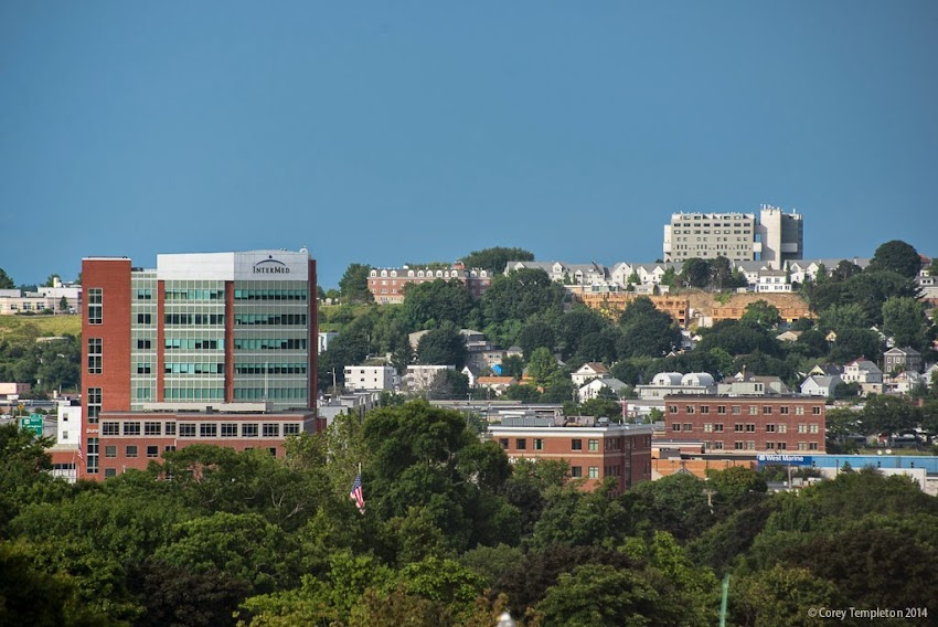 Portland, Maine July 2014 new construction Munjoy Heights photo by Corey Templeton