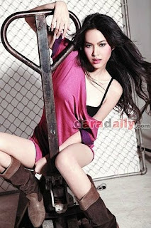 Atthama Chiwanitchaphan Thai Sexy Model Photo From daradaily 4