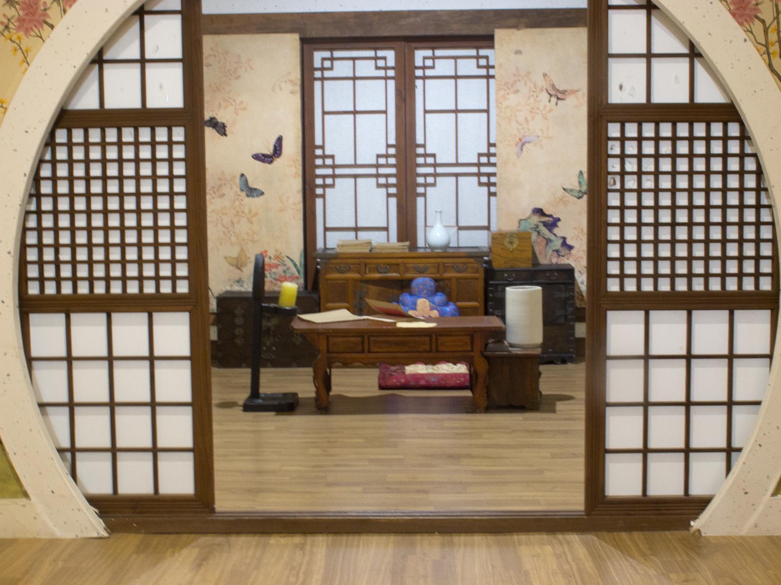 Not Bored in Jeju Island 2012, Day 3 Part 2 -1 Spirited Gardens ...