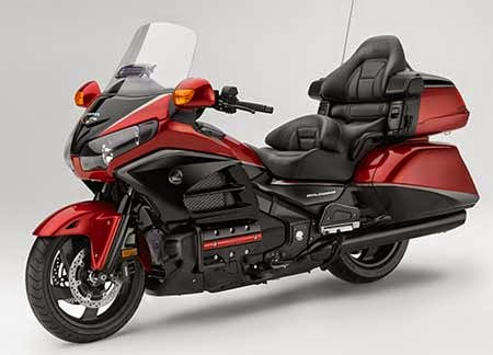 Honda Goldwing 2015