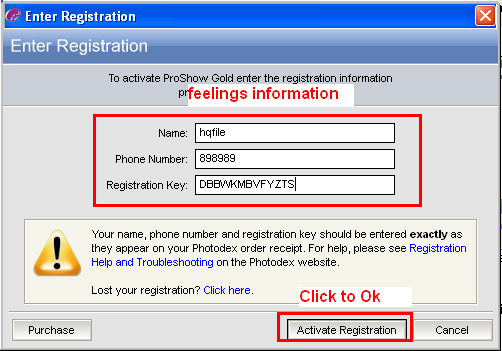 ProShow Producer 7 Crack Registration Key Download Easy