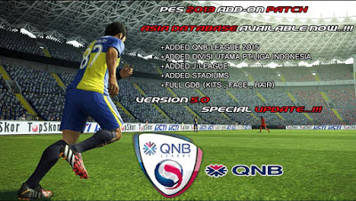 PES 2013 Add on Patch 5.0 untuk PESEdit 6.0