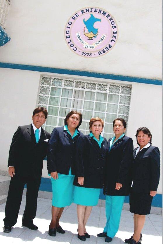 Enfermerix licenciada carmen bendez d vila flamante for Oficina gestion ica