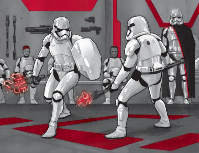 ¿Quién es ese soldado imperial? Tenemos la respuesta