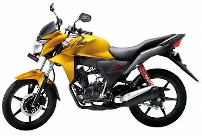 Honda Verza 150 Kuning