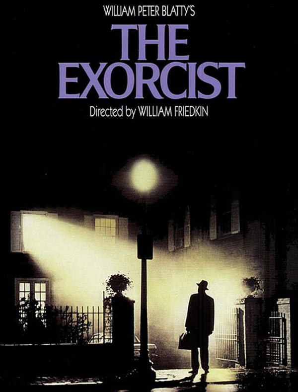 Lavey's Blog: The Exorcist - movie review