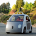Google's self-driving car, no steering wheel or brake pedals!