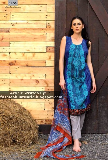 Libas Lawn Suits 2015 By Shariq