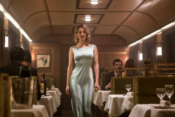 La sublime Léa Seydoux interprète le rôle de Madeleine Swann dans ce 24e épisode de la saga
