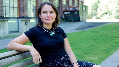 La cineasta noruega Nefise Özkal Lorentzen
