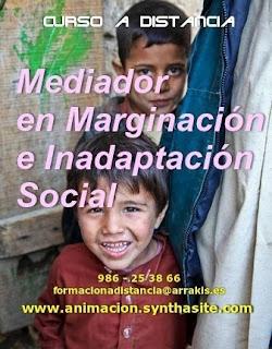imagen cursos mediador en marginacion e inadaptacion social