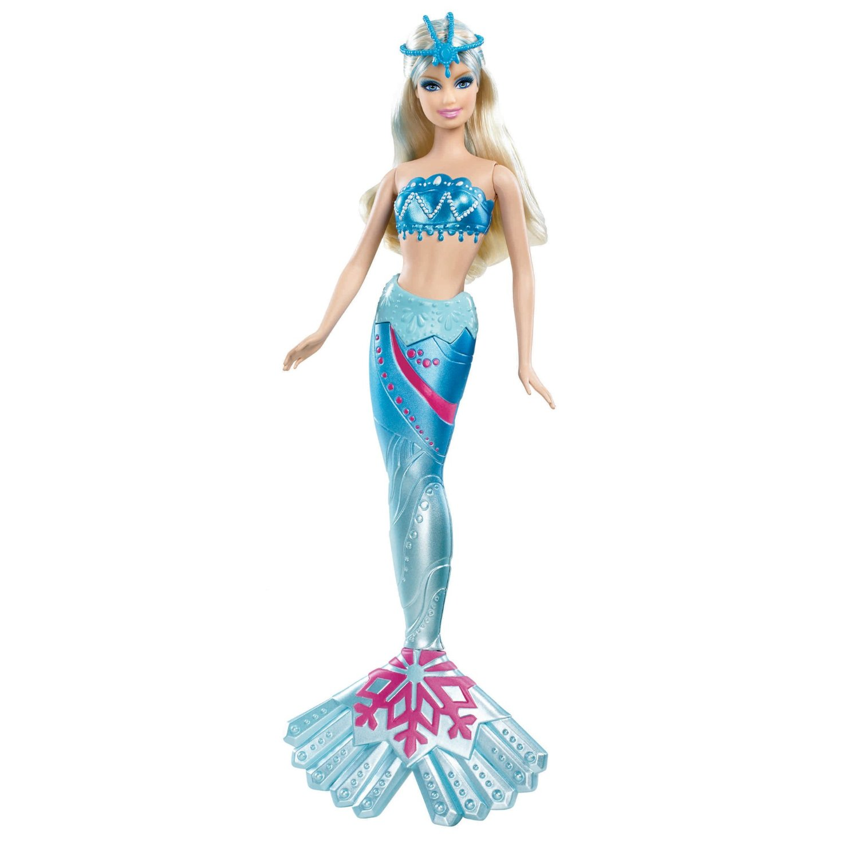 Barbie barbie en una aventura de sirenas 2 sirenas - Barbi la sirene ...