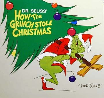 25 reviews of christmas 9 quothow the grinch stole