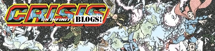 Crisis on Infinite Blogs!