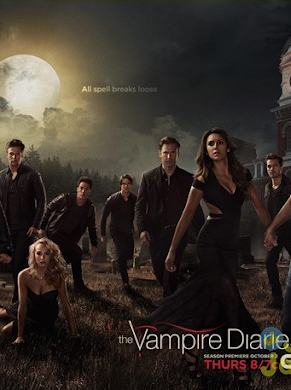 The vampire diaries 6x18 Online