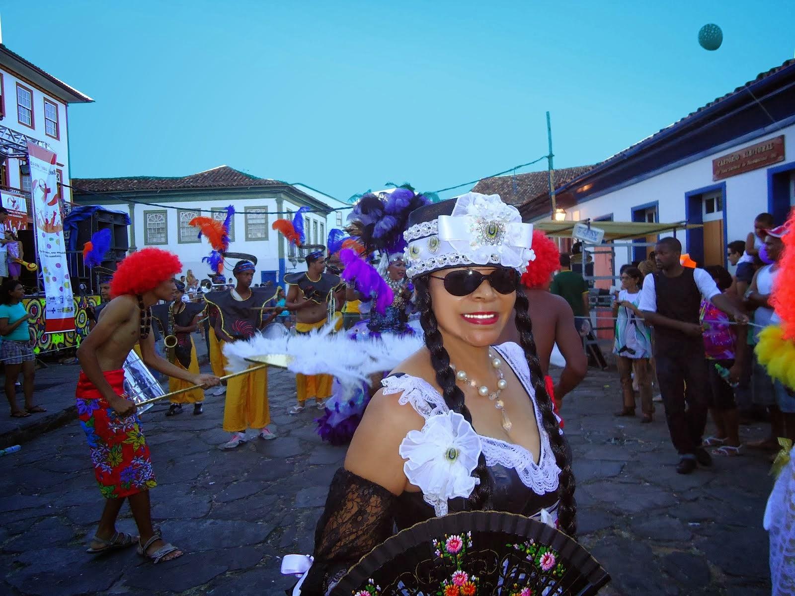 Carnaval - Bloco da Xica!