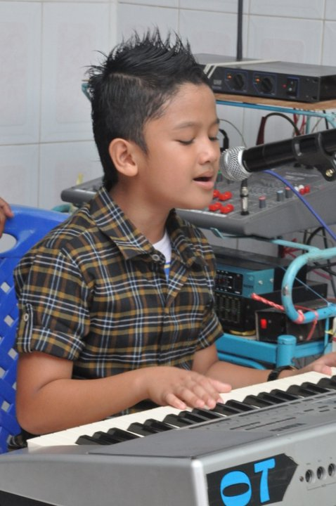 Bagas Idola Cilik RCTI 2013