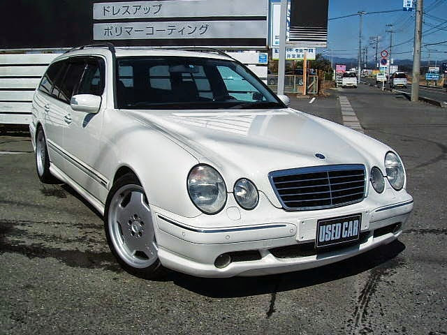 mercedes e55 amg estate w210 s210 benztuning. Black Bedroom Furniture Sets. Home Design Ideas
