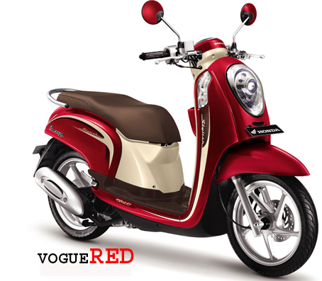 NEW HONDA SCOOPY PGFI SPORTY 2013