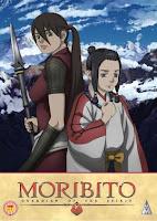 Moribito DVD