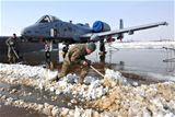 Snow In Afghanistan