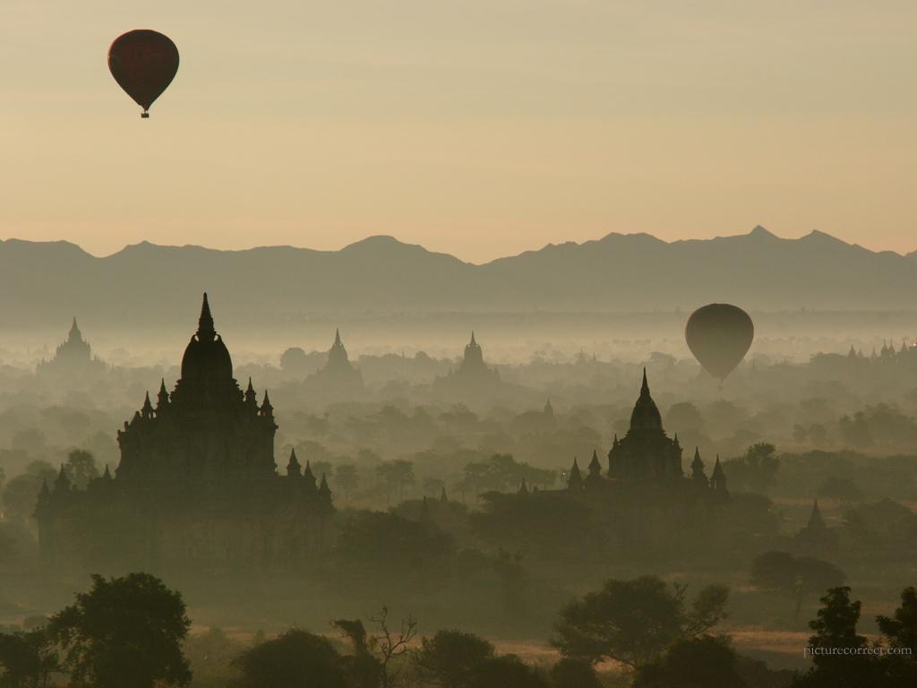 Bagan Temples Myanmar Travel My Blog