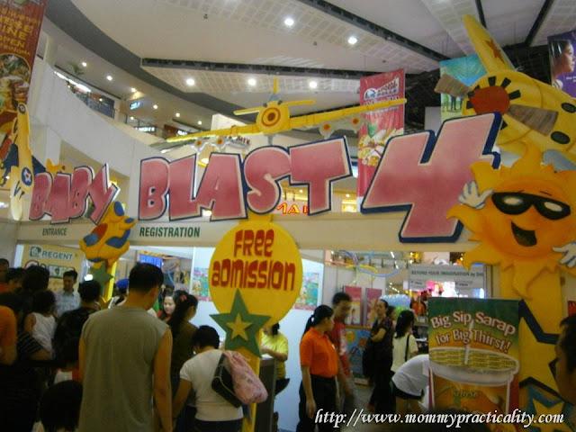 Baby Blast 4 Event