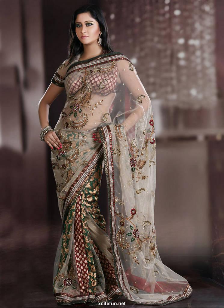 Bollywood Summer Sarees Fashion 2011 Creative Collection