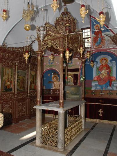 Αποτέλεσμα εικόνας για ιερα μονή αγιου συμεών καταμονας