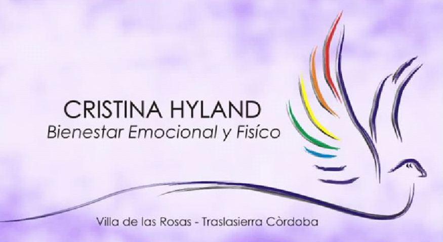 CRISTINA HYLAND, Bien Estar Emocional y Fisico