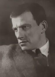 """Vladímir Vladímirovich """"Volodia"""" Mayakovski, poeta"""