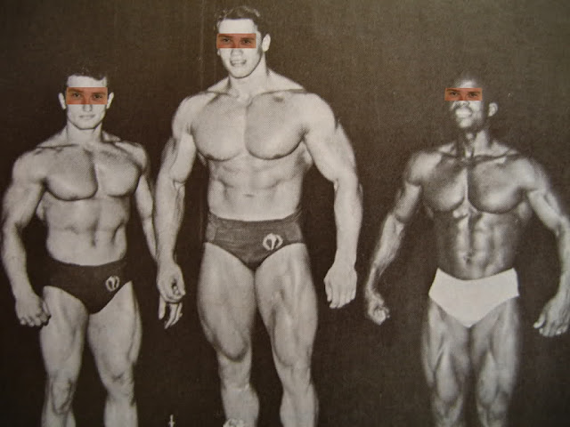Wildeyes On Mr. Universe Guys