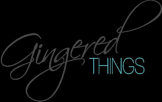Gingered Things - Der DIY Blog