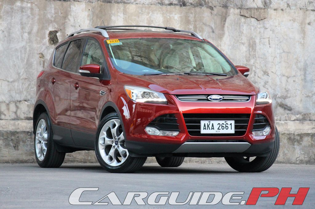 Photos by Ulysses Ang & Review: 2015 Ford Escape 2.0 EcoBoost Titanium AWD | CarGuide.PH ... markmcfarlin.com