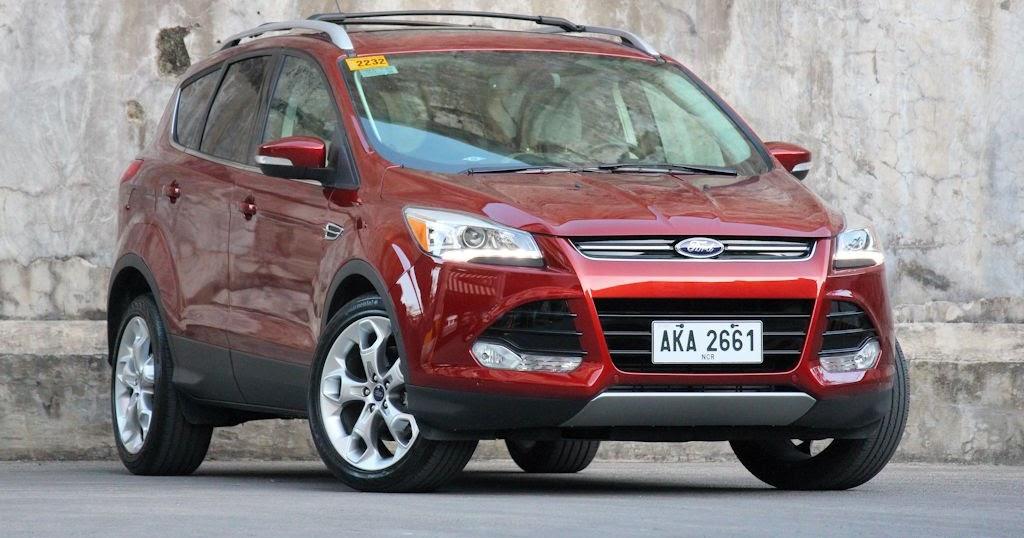 review 2015 ford escape 2 0 ecoboost titanium awd philippine car news car reviews prices. Black Bedroom Furniture Sets. Home Design Ideas