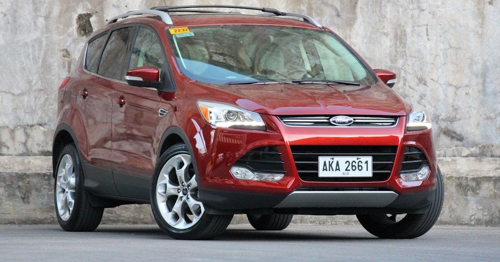 review 2015 ford escape 2 0 ecoboost titanium awd carguide ph philippine car news car. Black Bedroom Furniture Sets. Home Design Ideas