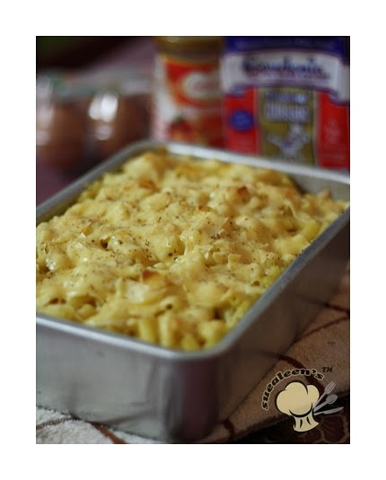 Suealeen's Kitchen: John Legend's Macaroni & Cheese
