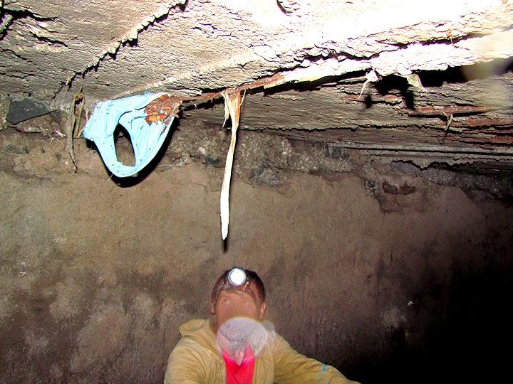 Трусы в подземелье