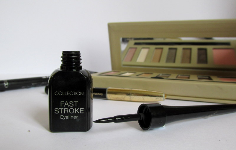 collection fast stroke eyeliner review
