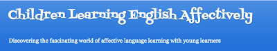 Children Learning English Affectively