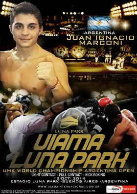 UIAMA LUNA PARK 2014